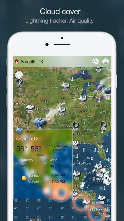 eWeather HD - Weather & Alerts screenshot-8