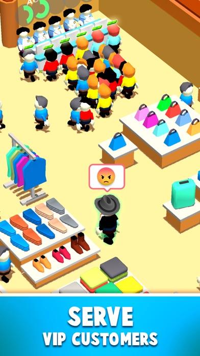 Idle Square Inc.: Mall Tycoon screenshot 5