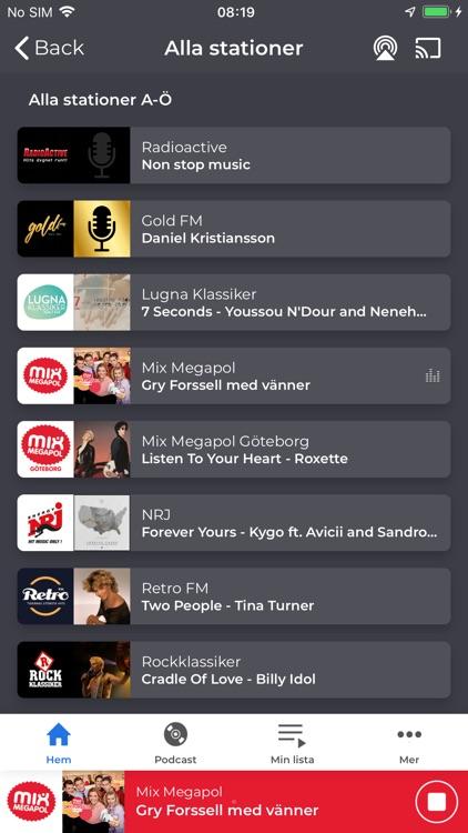 RadioPlay screenshot-8