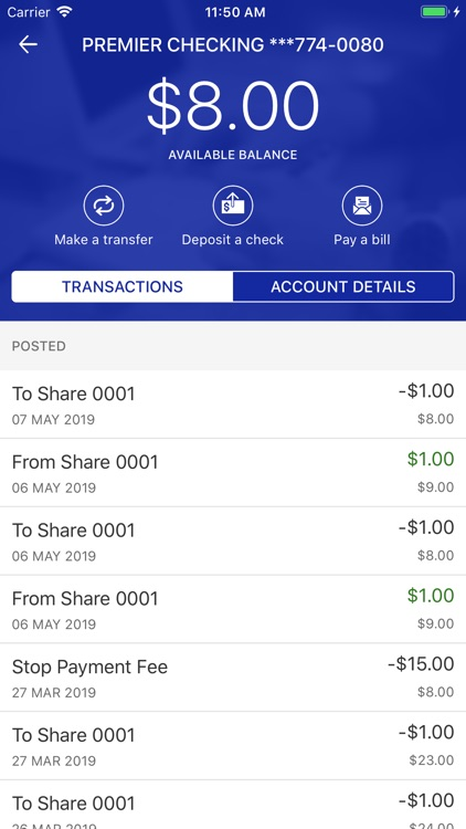 FPCU Mobile Banking screenshot-3