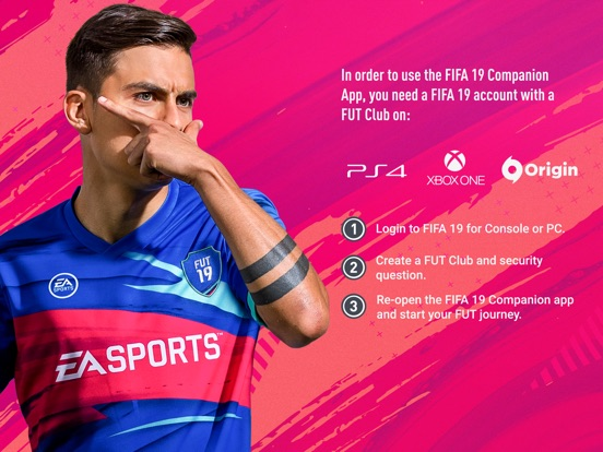 EA SPORTS™ FIFA 19 Companion Screenshots