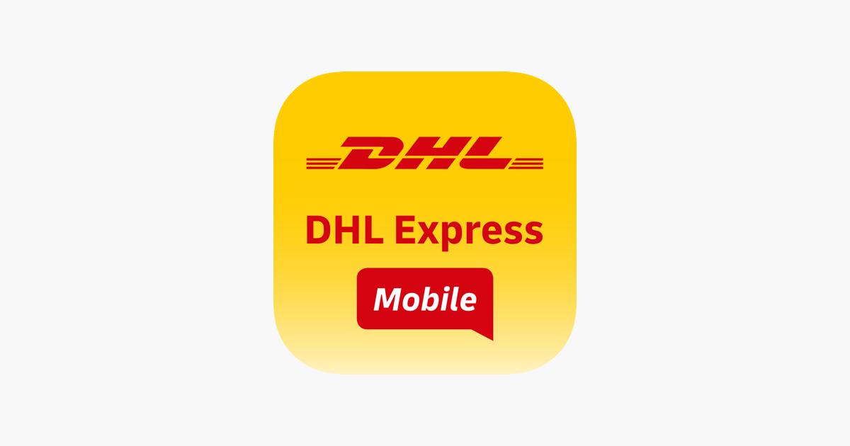 Dhl Express Mobile App على App Store