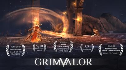 Скриншот №1 к Grimvalor