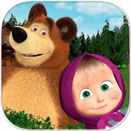 Masha and the Bear Games