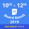 10th 12th Board Result 2019