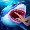 鲨鱼模拟器3D – 饥饿鯊吃大鱼和小鱼