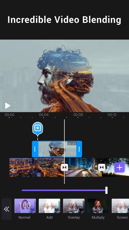 VivaCut - Pro Video Editor screenshot-1
