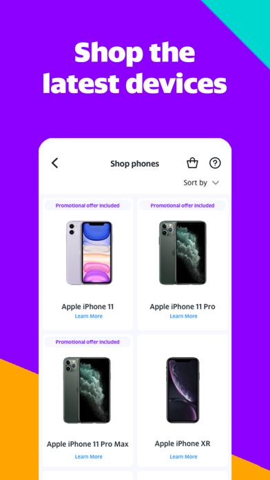 Yahoo Mobile - Wireless Plan screenshot 3