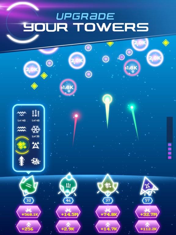 Non-Stop Space Defense screenshot 3