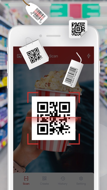 QR Code Reader, QR Scanner Pro screenshot-4