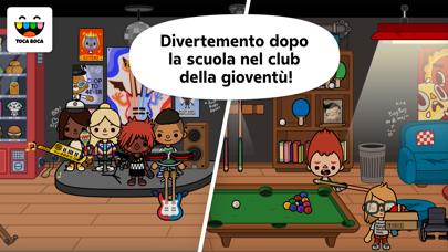 Screenshot of Toca Life: School2