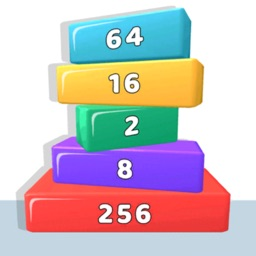Cube Tower 3D - Gravity Fall