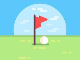 Golf Sticker for iMessage