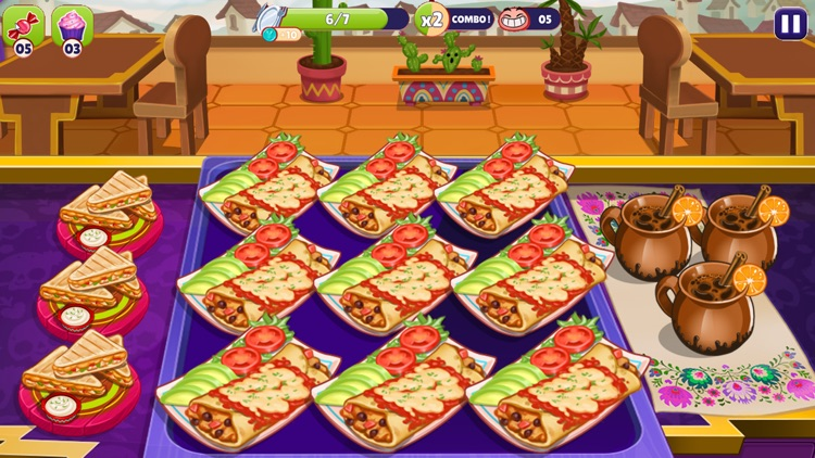 Cooking Fantasy - Restaurant screenshot-7