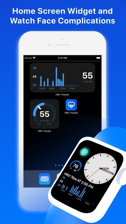 HRV Tracker for Watch screenshot-3
