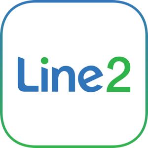 Line2 - Second Phone Number ios app