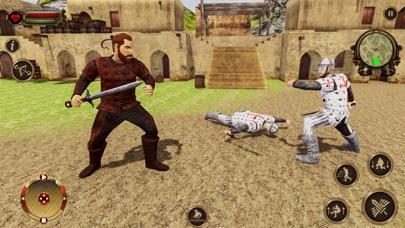 محارب حرب ملحمية قديمةلقطة شاشة3