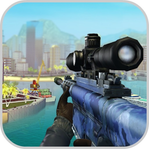 Sniper Destroy Terrorism City App for iPhone - Free Download Sniper