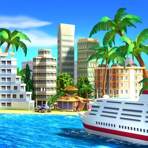 Tropic Paradise Sim
