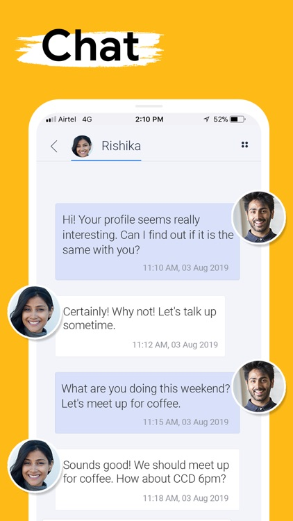 QuackQuack: Online Dating App screenshot-3