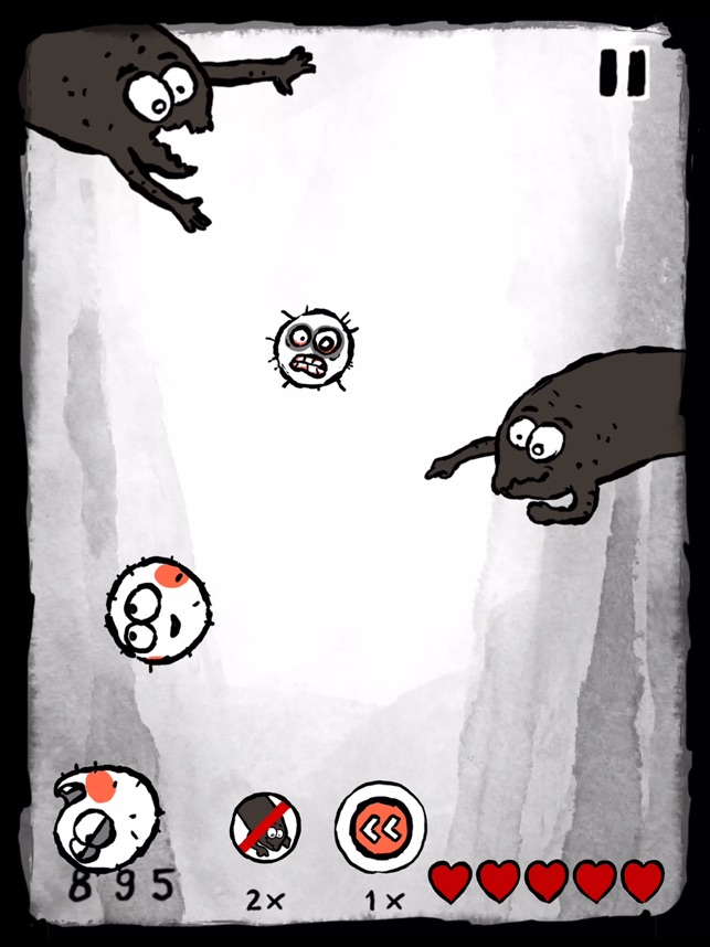 Blubbly, game for IOS