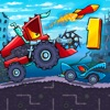 Car Eats Car - Apocalypse Race - iPhoneアプリ