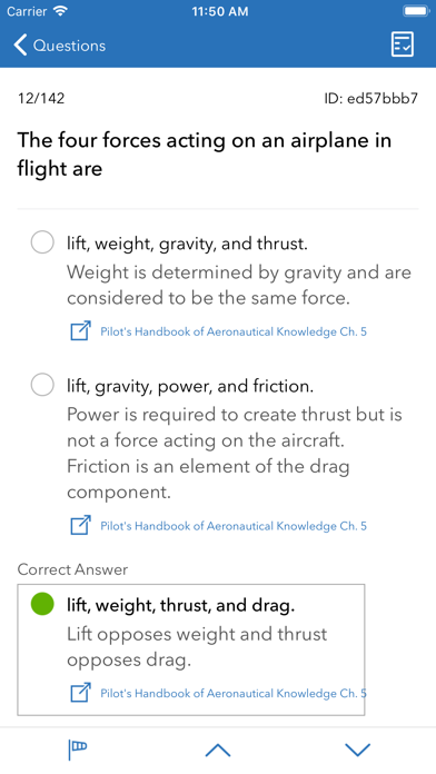 Private Pilot Test Prep review screenshots
