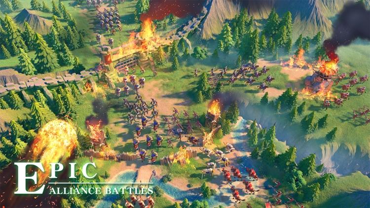 Rise of Kingdoms screenshot-3