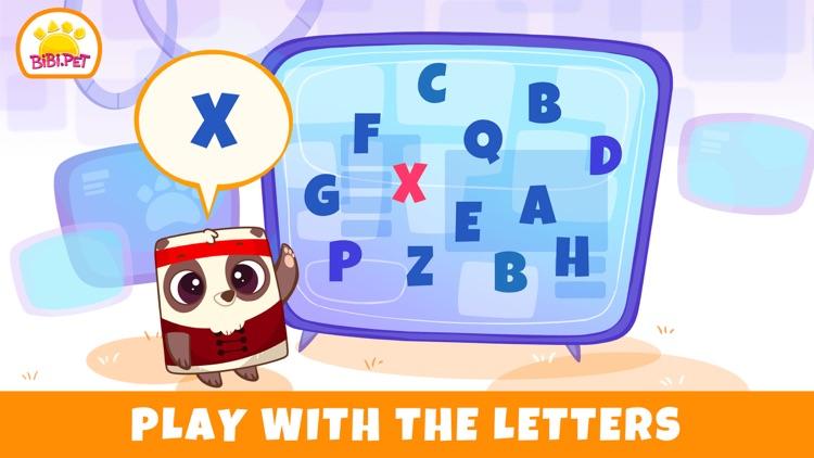 ABC Learn Alphabet for Kids screenshot-4