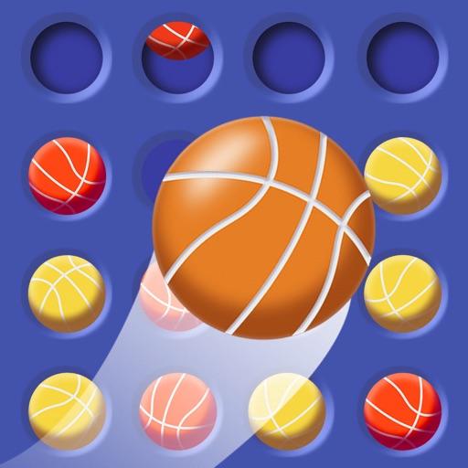4 Balls Connect