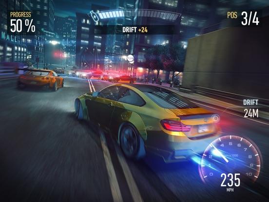 Игра Need for Speed: NL Гонки