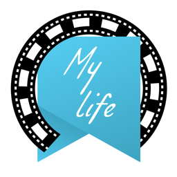 Ícone do app My Life Journal: Video Diary