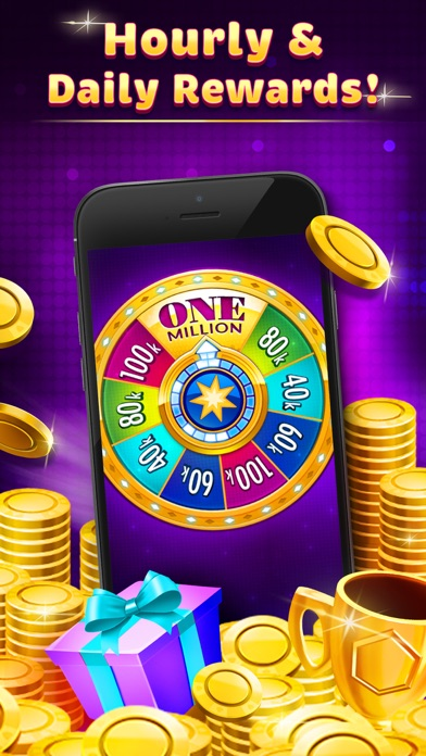Big Fish Casino: Big Win Slots Screenshot