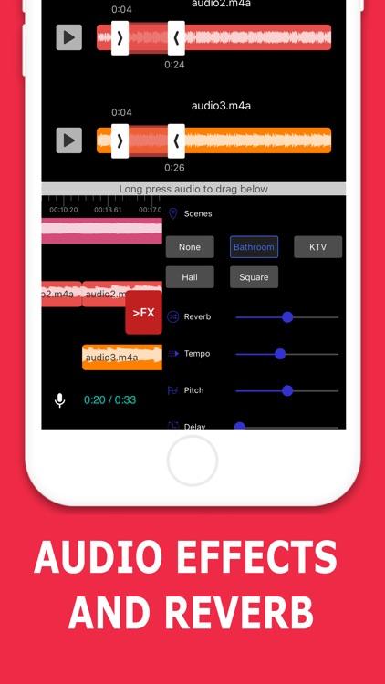 Audio Editor - Music Mixer