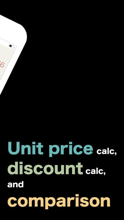 Unit price & Discount calc @