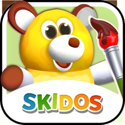 Coloring games: for kids 2-6