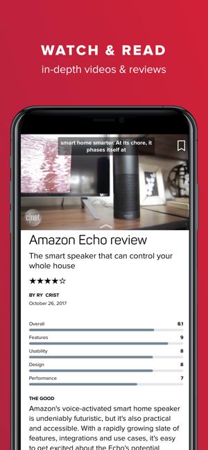 Cnet Best Tech News Reviews On The App Store