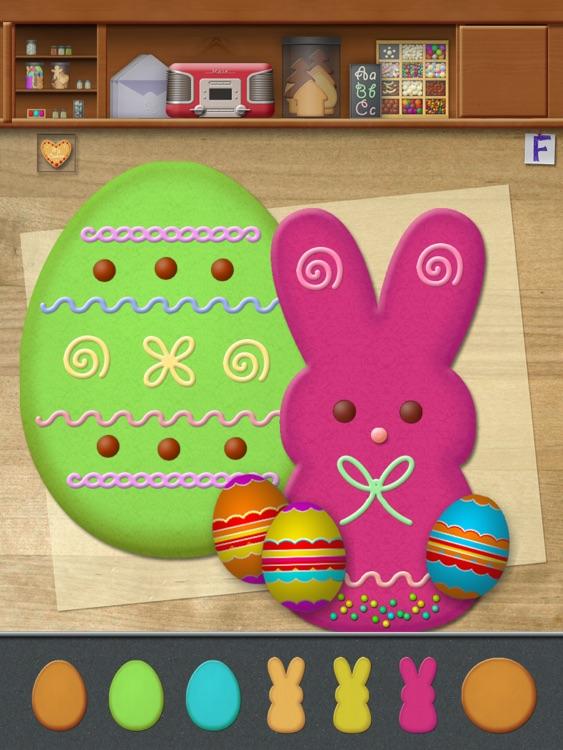 Bakery Shop: Easter Cookies