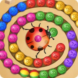 Marble Games-Ball Blast Game