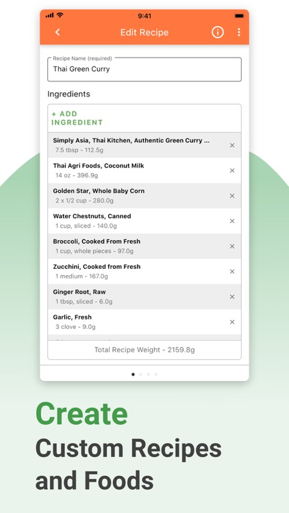 Cronometer · Nutrition Tracker screenshot-5