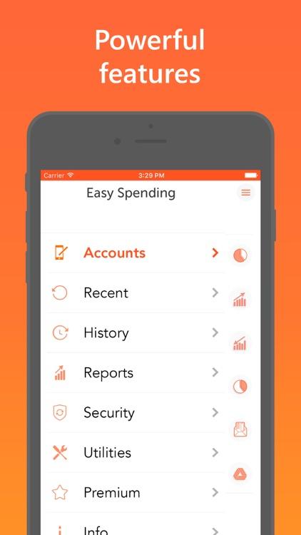 Easy Spending Budget screenshot-5