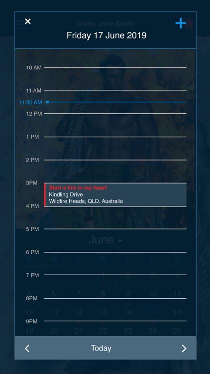 Firefighters Calendar