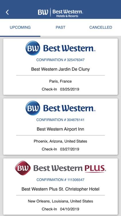 Best Western to Go screenshot-5
