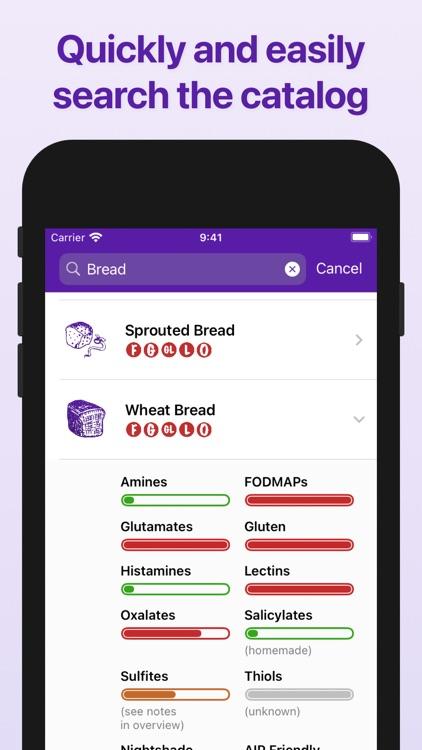 Food Sense Guide screenshot-7