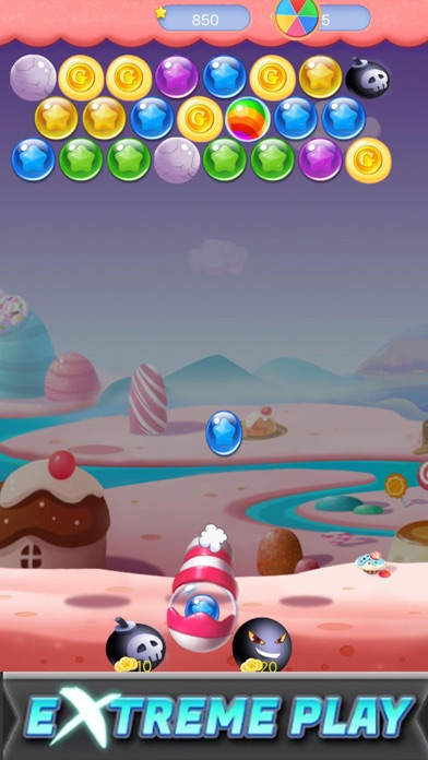 Super Bubble Shooting screenshot two