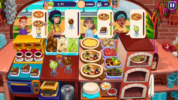 Cooking Fantasy - Restaurant screenshot-9