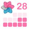 Calendario del Ciclo Menstrual