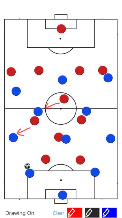 Soccer Coach Tactic Board screenshot-3