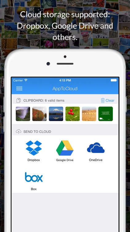 AppToCloud - Copy to cloud