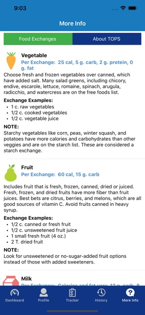 Tops Food Exchange Tracker On The App Store